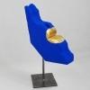 The Blue Kiss, 45 cm H